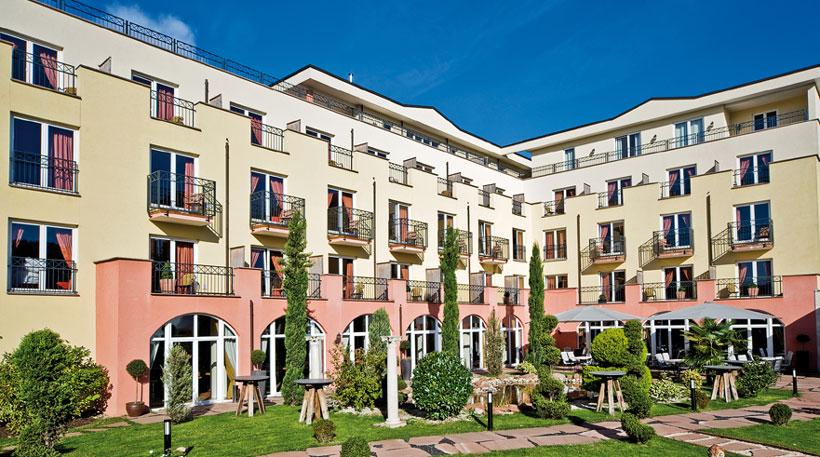 Hotel Villa Medici Heidelberg